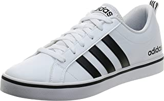adidas NEO 阿迪达斯运动生活 男 帆布鞋 VS PACE AW4594 白/一号黑/蓝 44.5 (UK 10)
