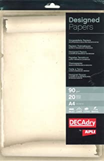 羊皮纸 90 克 20 张 A4-B 系列