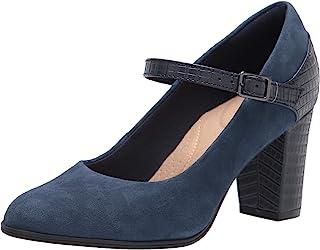 Clarks 女士 Alayna Shine 高跟鞋