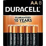 Duracell distributing NC mn1500b8z 碱性电池, AA ,8-pk AA 8