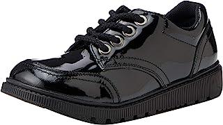 Hush Puppies 女孩 Kiera Patent Jnr 校服鞋