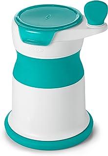 OXO Tot Mash Maker 婴儿食品研磨器 - 青色