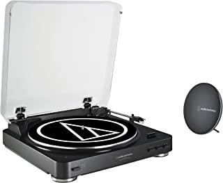 Audio Technica 耳道式/ 入耳式 耳内 黑色AT-LP60SPBT-BK  AT-LP60 Bluetooth with Speaker