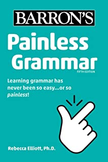 Painless Grammar (Barron's Painless) (English Edition)