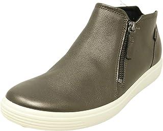 ECCO 爱步 Women's Soft 7 女士拉链软底运动鞋