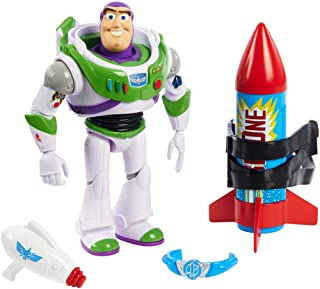 Disney 迪士尼 Pixar 25周年 Buzz Lightyear 玩具总动员 GJH49