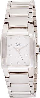 Tissot T10 不锈钢女士手表 T0733101101700