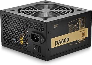 DeepCool da600 N 电源 600 W 黑色