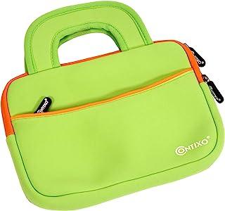 Contixo 10 英寸平板电脑内胆包兼容 Contixo K101 儿童平板电脑,Amazon Fire HD 10 儿童版,Kindle Fire HD 10.1 英寸,带配件口袋(*)