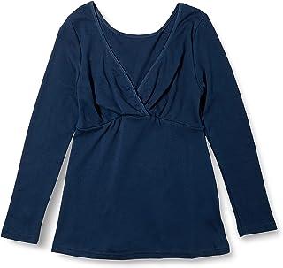 棉*发热 长袖哺乳内衣