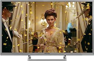 Panasonic 松下 TX-32FSW504S 32 英寸 / 80 厘米 Smart TV LED 背光,高清,Quattro Tuner,HDR,银色)