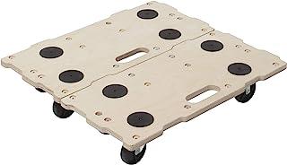 wolfcraft 5543000 英尺 400 拼图板玩具家具,米色,2 件套