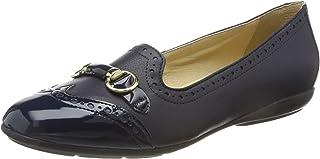 Geox 健乐士女式 D Annytah C 闭趾芭蕾平底鞋
