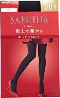 [郡是] 紧身裤 Sabrina 温暖 *温暖 180丹尼尔 SBW29 女士