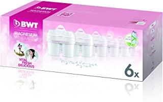 BWT L0814336 Water Filter Cartridges Pack of 6
