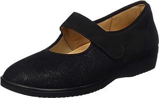 Ganter 女士 Sensitiv Inge-i 浅口芭蕾舞鞋
