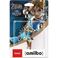Nintendo 任天堂 Link (Archer) amiibo - 塞尔达传说:荒野之息系列(Nintendo Wi…