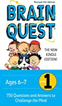 Brain Quest 1st Grade Q&A Cards: 750 Questions and Answers to Challenge the Mind. Curriculum-based! Teacher-approved! (Bra...