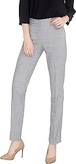 Marycrafts 女式办公连衣裙休闲裤长裤