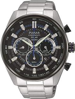 Pulsar 男式计时石英手表 - PX5019X1
