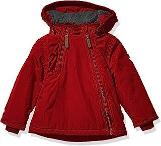 MIKK-Line - 麦尔登儿童和婴儿尼龙服装防水防风婴儿冬季夹克,蓝色夜晚