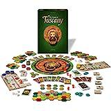 Ravensburger 托斯卡纳城堡,12岁及以上人群的策略游戏-在意大利文艺复兴时期进行区域建设的快速策略游戏