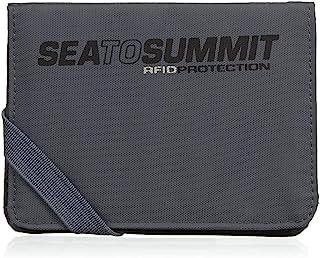 Sea to summit 中性 超轻户外证件包护照包配件旅行防RFID射频识别卡槽袋 ATLCHRFID 灰色