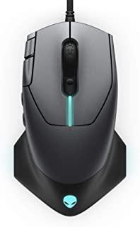 Alienware 510M 有線游戲鼠標 - AW510M,545-BBCM