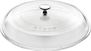 staub 40501-028-0 透明,玻璃盖 28 厘米