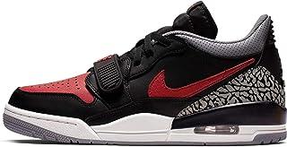 Jordan Legacy 312 低黑/红黑大学黑