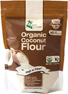 Nature's Goodness Organic Coconut Flour, 1.1 Pound