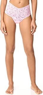 手帕 panky 女式复古丁字裤