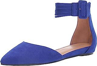 Aerosoles 女式 Martha Stewart Town Car 芭蕾平底鞋