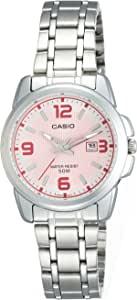 Casio 卡西欧时尚指针系列石英女表 LTP-1314D-5AVDF