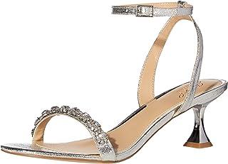Jewel Badgley Mischka Fantasia 女士高跟凉鞋