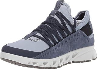 ECCO 爱步 奢华女式多孔透气运动鞋,Gore-tex防水透气面料/迪尼玛绳鞋带(Dyneema)