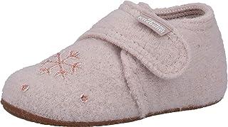 Living Kitzbühel 婴儿女孩 婴儿尼龙鞋 冬季火烈鸟家居鞋