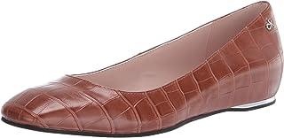 Calvin Klein 女士 Heidy 乐福平底鞋