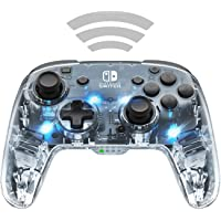 Afterglow Wireless Deluxe Ctrl for Nintendo Switch (Nintendo…