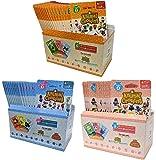 Animal Crossing Amiibo 卡片系列 2 3 4 套套装(54 包)(每包 6 张卡片/324 张卡片…