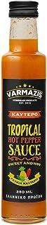 Varmazis Tropical Hot Pepper Sauce, 250ml