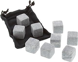 Pradel Excellence RT100 9 块装奇石,清爽灰色 16 x 10.5 x 2.8 厘米