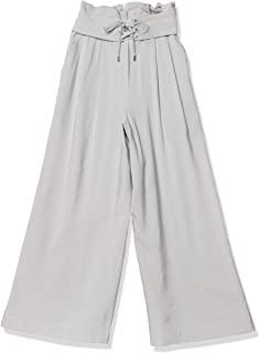 GRACE CONTINENTAL 裤子 后开叉阔腿裤 女士 0320211150