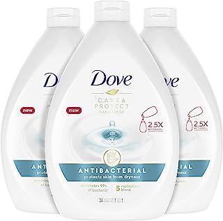 Dove 多芬 洗手液 * 防止皮肤干燥 34 盎司(约 963.9 克) 3 件装