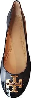 Tory Burch Everly 芭蕾舞鞋头平底鞋,完美黑色