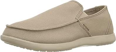 crocs 卡骆驰 Santa Cruz Clean Cut 男士轻便乐福鞋