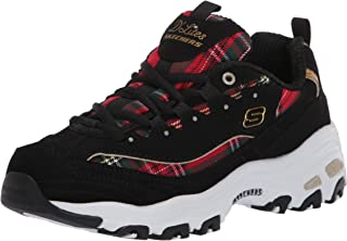 Skechers D'Lites-Mountain Alps 女士雪地鞋