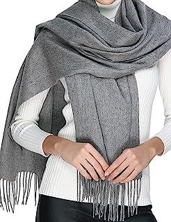 羊绒包裹式披肩柔软波什米纳披肩女式亮夏季彩色围巾布凡达拉娜·伊维诺诺
