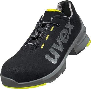 Uvex 1 - *鞋 S2 SRC ESD - 青柠-黑色