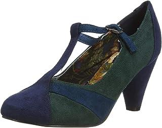 Joe Browns Pacific Heights T 字型女士玛丽珍平底鞋